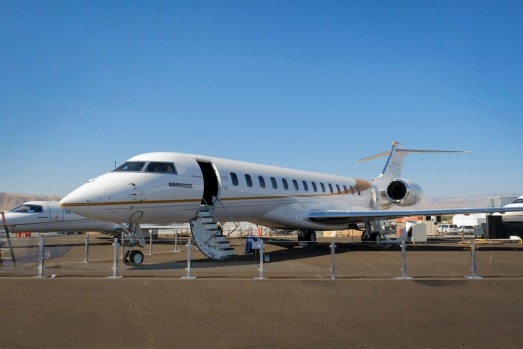 Bombardier's new Global 7000