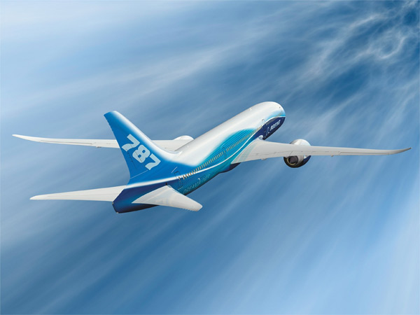 Boeing's troubled 787 program