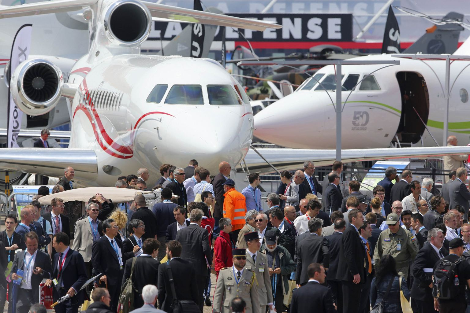 50th le bourget air show