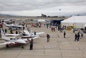 aopa fly in salinas.