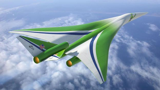 Supersonic flight could also return using shapes that reduce a craft's propensity to generate sonic booms and reduce aerodynamic drag.