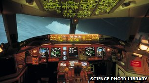 Flight-simulators