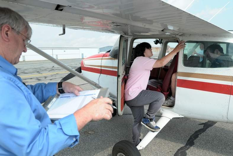 free fly day offered at  orcestwer regional airport