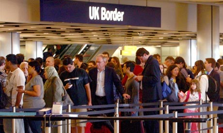 'High value' air passengers may get fast-track passport checks