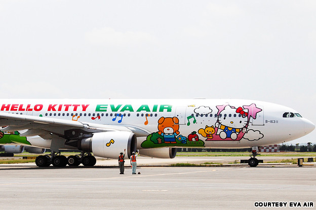 main hello kitty eva air