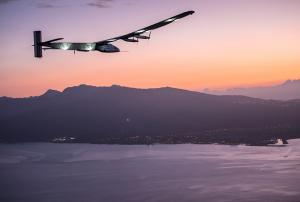 Solar Impulse Hawaii Landing