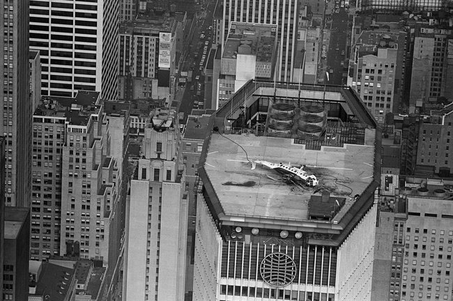 The 1977 accident on the Pan Am Building